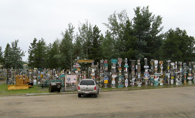 Watson Lake Signposts