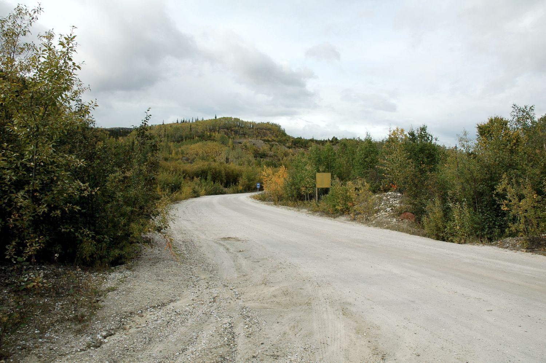 Cheechako Hill (Bonanza Creek Road)