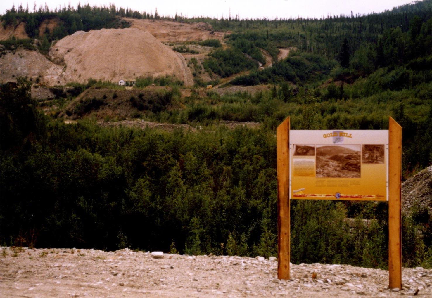 Discovery Claim (Bonanza Creek Road)