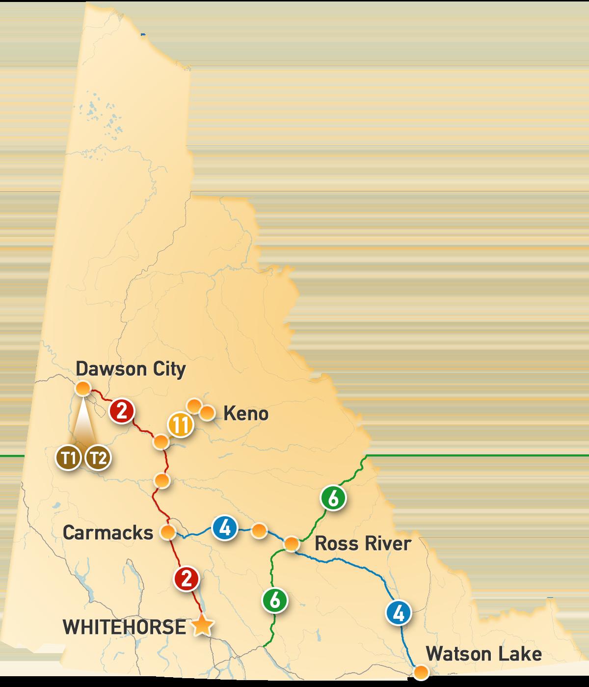 Central Yukon